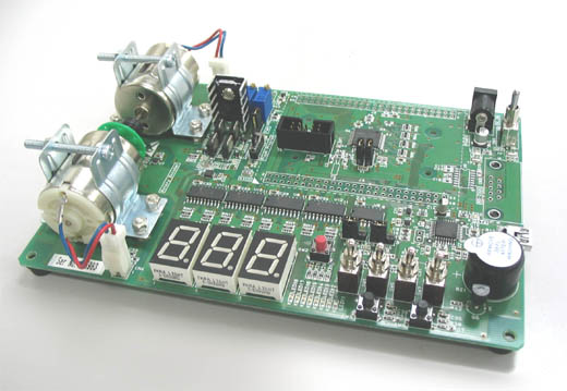 Gaio Product Dc Motor Control Eva Board With Nec